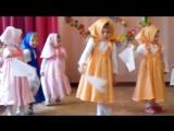 8 Марта. Вторая младшая группа. Танец матрёшек