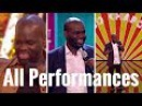 Daliso Chaponda All Performances Britain Got Talent 2017 3rd Place Winner