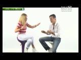 Влад Сташевский и Светлана Лазарева на канале Musicbox TV.