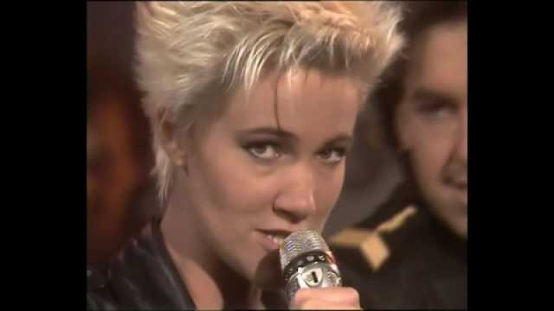 Roxette Listen To Your Heart 1988