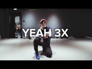 Yeah 3X - Chris Brown / Yumeri Chikada Choreography