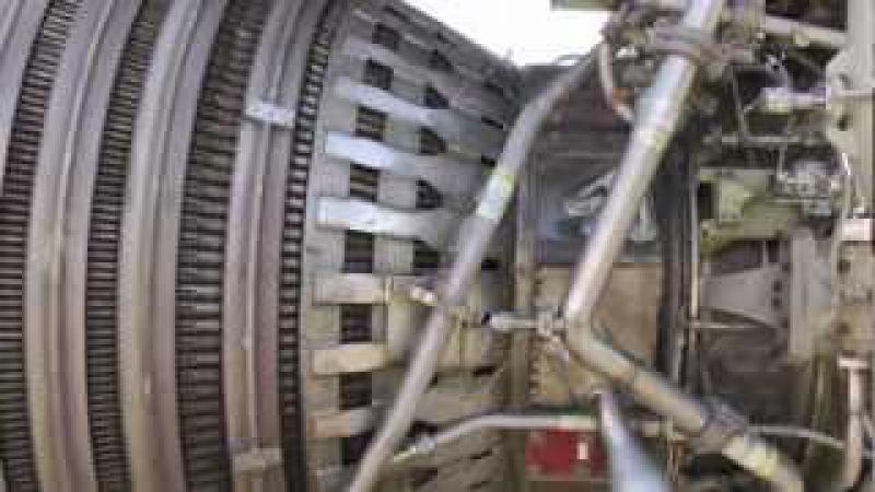 Saturn 5 Moon Rocket's Main Engine, the F-1 | NASA Apollo Program Space Travel HD