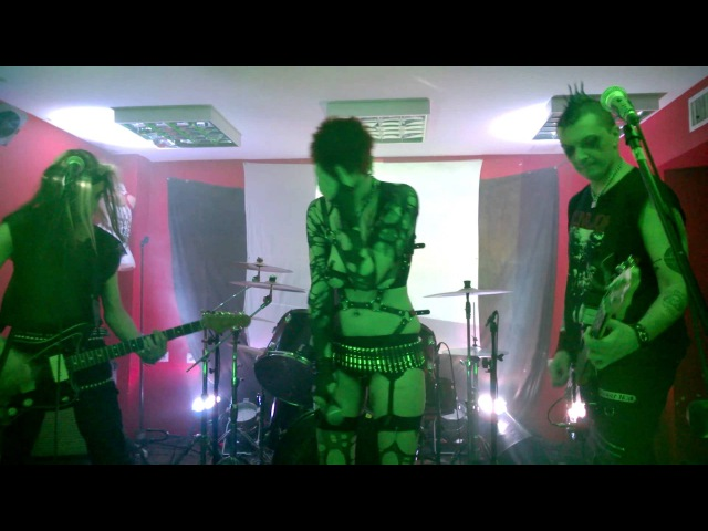 Totenwald - Shadows - live @ Return To The Batcave, Wroclaw, Poland (HD)