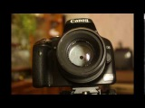Canon 450D Гелиос 44 2 диафрагма