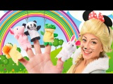 Finger Family Song Collection + more THE BEST KIDS Songs Video  Nursery Rhymes for Babies