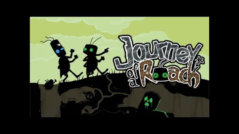 Journey of a Roach - Official Trailer