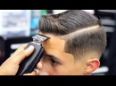 HAIRCUT TUTORIAL | COMBOVER | DROP FADE | BLOW DRIED AND STYLE