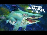 MEGALODON ZOMBIE HORDE ATTACK - Hungry Shark World Ep 32 HD