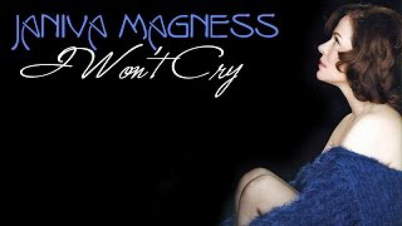 Janiva Magness - I Wont Cry (SR)