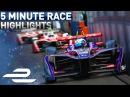 Qualcomm New York City ePrix Race Highlights Formula E Race 2 Sunday
