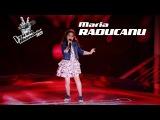 Maria Raducanu - Necessary Evil Auditiile pe nevazute VRJ 2017