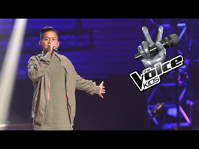Chavanté – Ik Neem Je Mee | The Voice Kids 2017 | The Blind Auditions