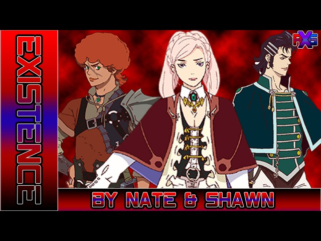 【Rage of Bahamut: Genesis】Opening「Existence」(English Cover by NateWantsToBattle Shawn Christmas)