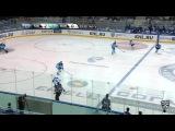 КХЛ (Континентальная хоккейная лига) - Моменты из матчей КХЛ сезона 16/17 - Гол. 2:1. Доус Найджел (