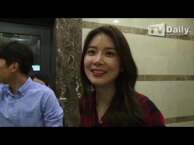 [TD영상] 이보영-이상윤-권율 등, '귓속말' 종방연 현장 ( drama 'a whisper' Last event )
