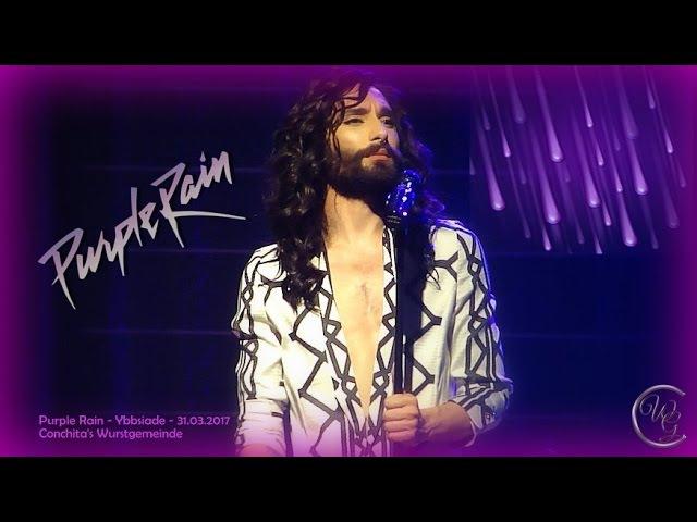 Purple Rain - Conchita Wurst - Stadthalle Ybbs - 31.03.2017