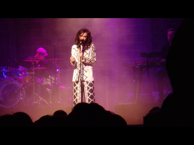 Conchita in Ybbs Ybbsiade 31.3.2017 Teil 3