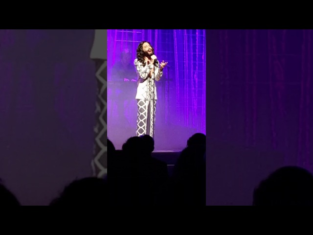 Conchita Wurst - From the song Pure Ybbs 2017-03-31