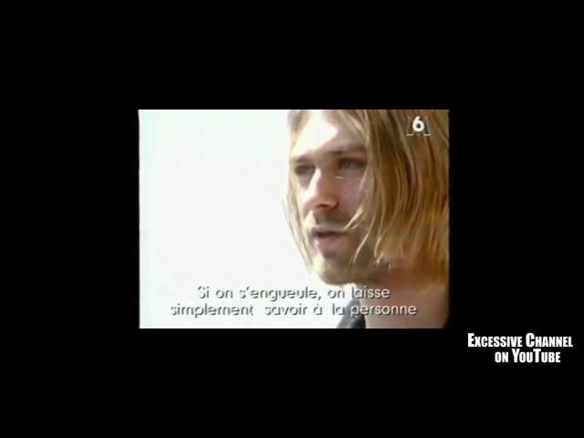 Интервью с Куртом Кобейном (Nirvana) [русская озвучка]