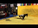 Conor McGregor and Gunnar Nelson learning with Ido Portal