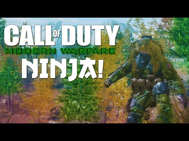Modern Warfare NINJA MONTAGE 4 Funny Moments Ninja Defuses Trolling