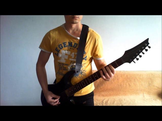 Электрофорез - Грохот сердца (metal cover)