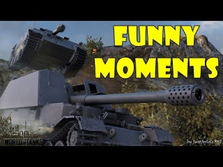 World of Tanks - Funny Moments | Week 3 September 2016