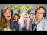 ELDERS REACT TO COACHELLA 2017 (Lady Gaga, Kendrick Lamar, Hans Zimmer)