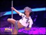Самый захватывающий танец на пилоне от 8-летней девочки