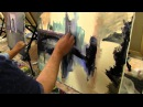 Живопись маслом для начинающих, уроки рисунка в Москве, Сахаров, научиться рисовать маслом