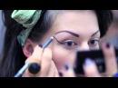 Превращение в Amy Winehouse! Transformation Makeup Hair Макияж 22 JeniaKyn