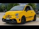 Abarth 595 Competizione Davide Cironi Drive Experience