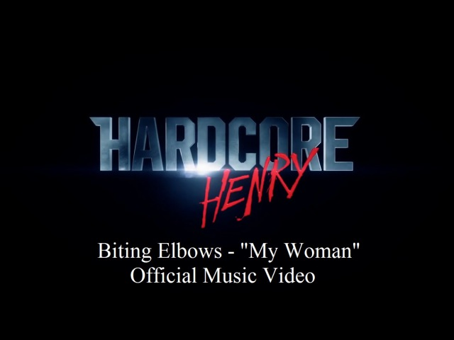 Biting Elbows - My Woman Official Music Video