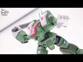 HI-METAL R MBR-07-MKII DestroidSpartan display