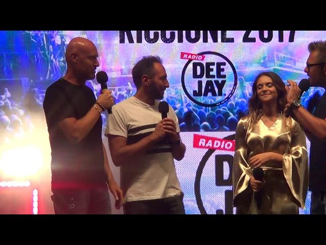 Francesca Michielin - Nessun Grado Di Separazione (Deejay On Stage Riccione - 23.08.17)