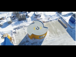 Apis Cor: first residential house has been printed in Russia
