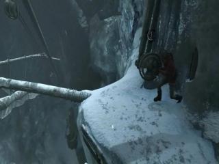 Обзор сюжета из игры Rise of the Tomb Raider 2016 Расхитительница гробниц
