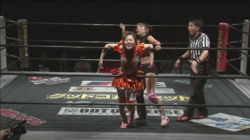 Cherry vs. Marika Kobashi (TJP - Shinkiba de Bakon)