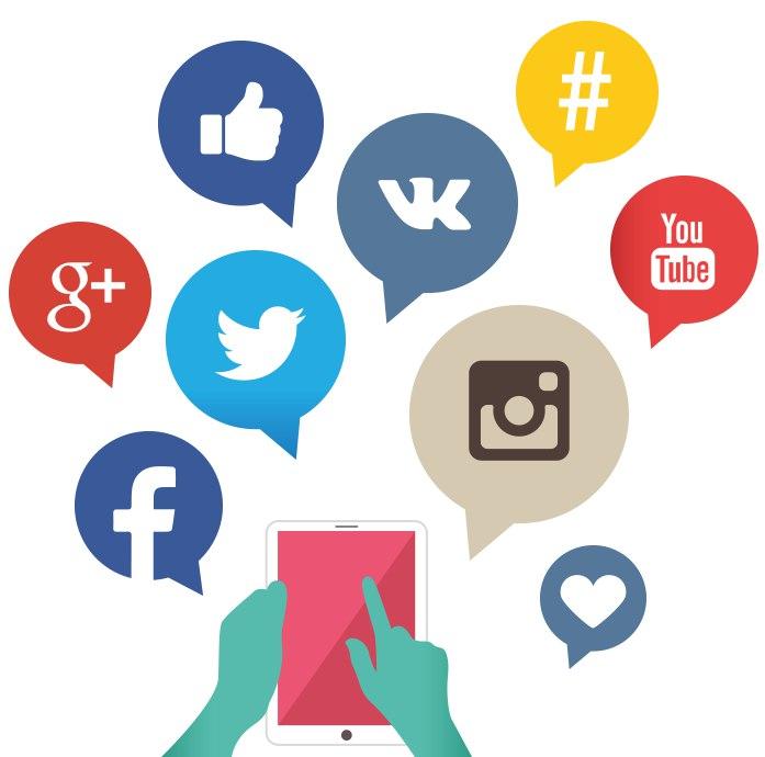 Мы в социальных сетях!!!