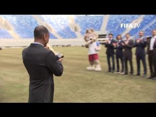 Кафу и Кубок Конфедераций FIFA на