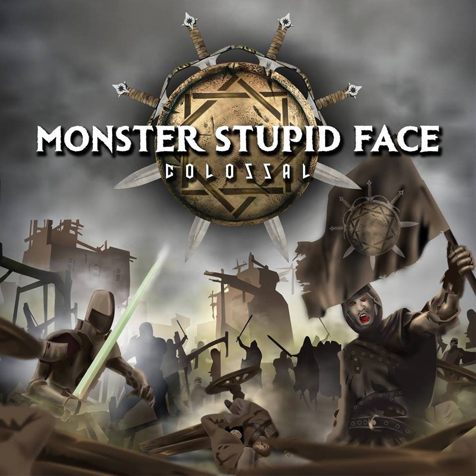 Monster Stupid Face - Colossal (2016)