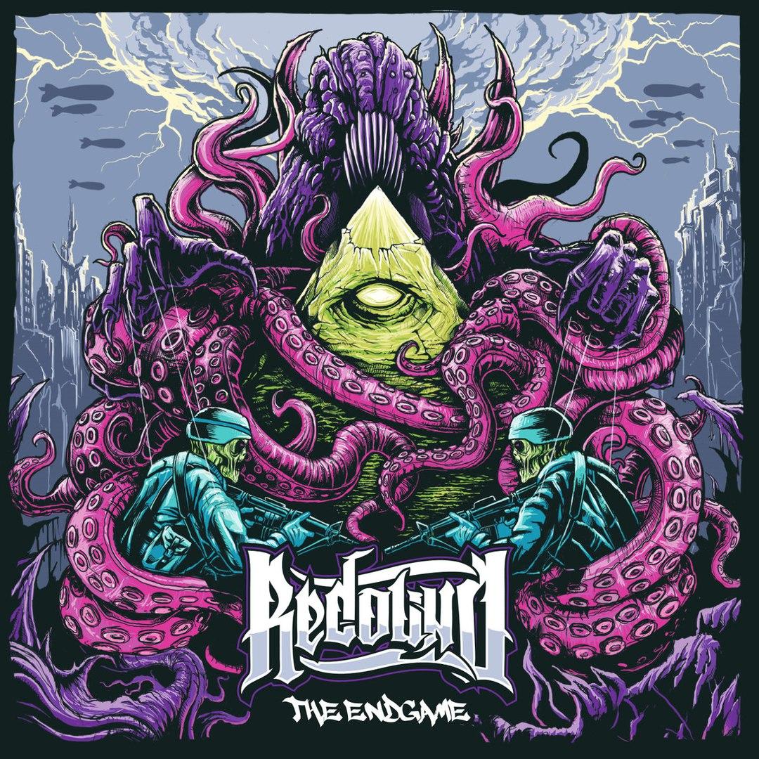 Redound - The Endgame (2016)