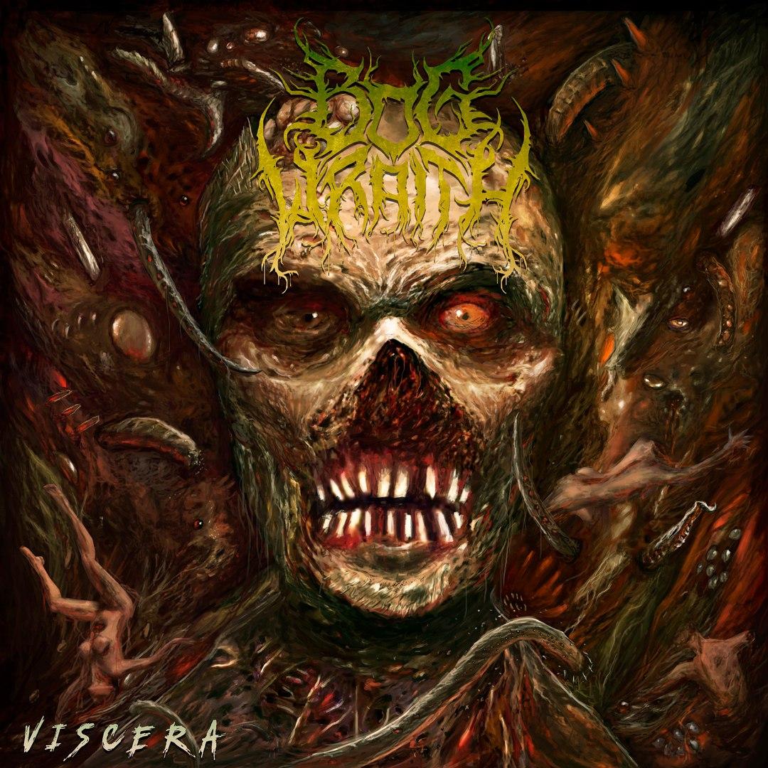 Bog Wraith - Viscera [EP] (2016)