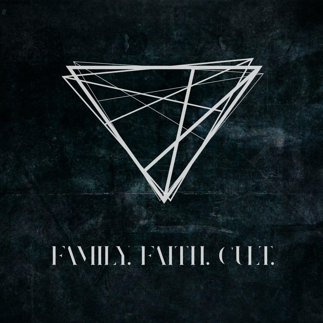 Sleepwalker - Family. Faith. Cult [EP] (2016)