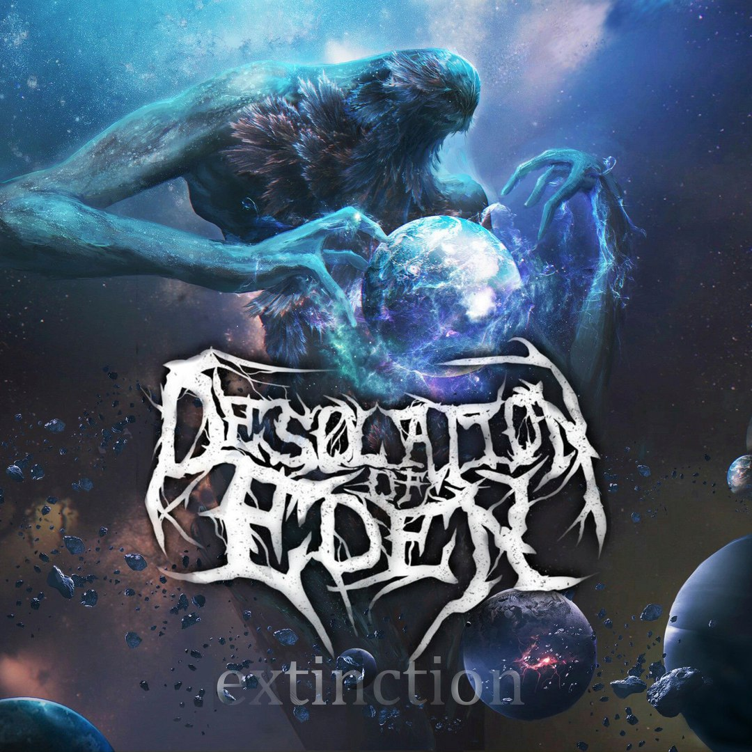 Desolation Of Eden - Extinction [EP] (2016)