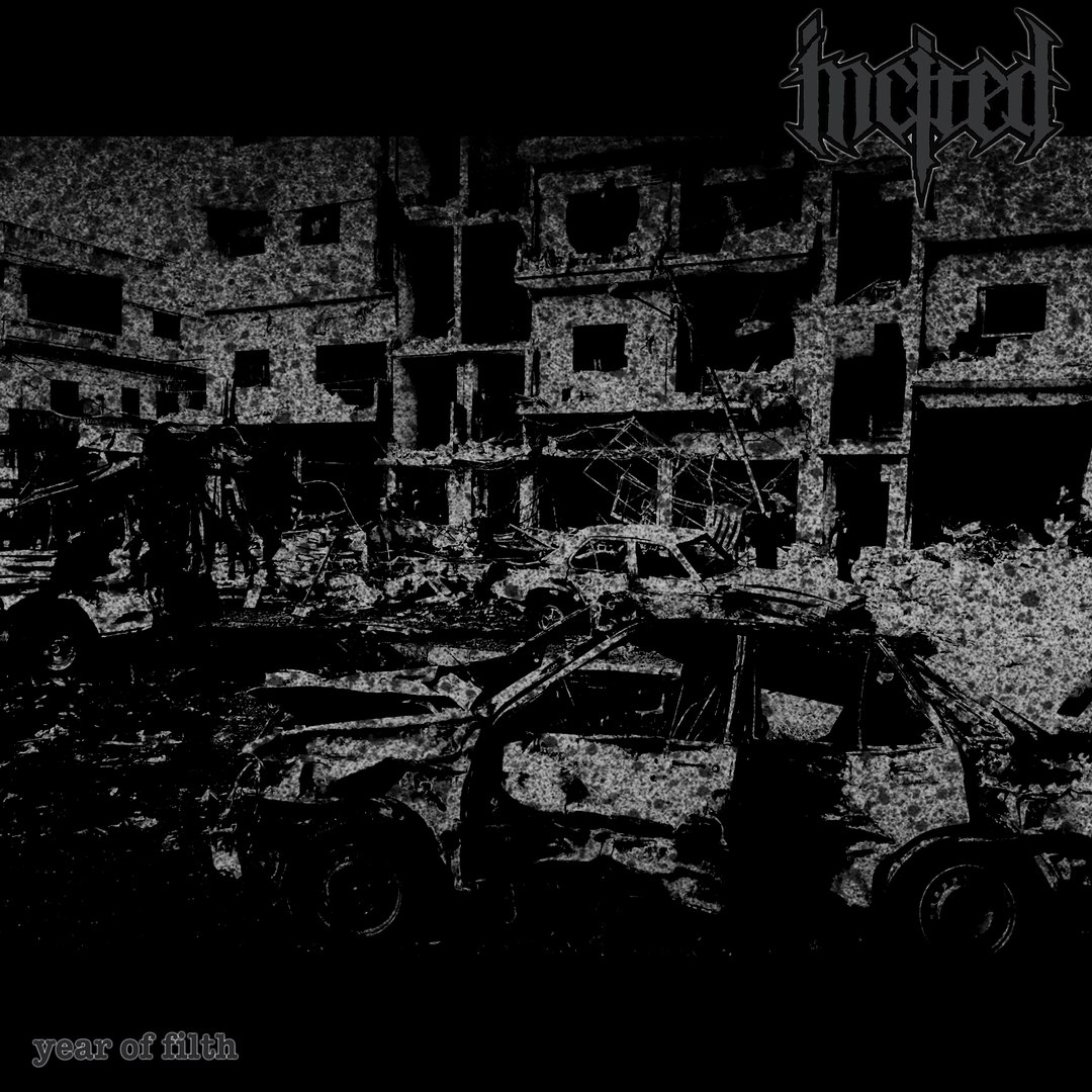 Incited - Year of Filth [EP] (2017)