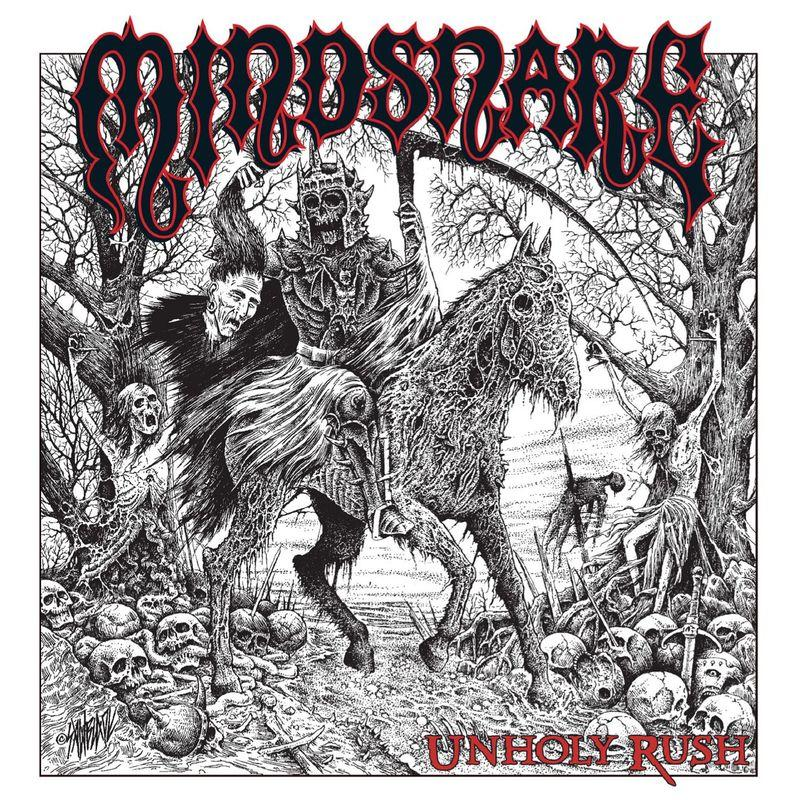 Mindsnare - Unholy Rush (2017)