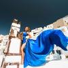 Прокат аренда платьев Санторини SantoriniDress