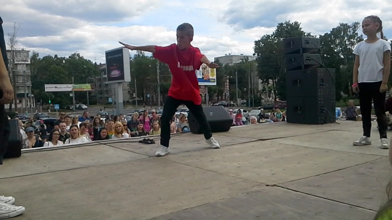 Иван Булохов (win ) vs Камила vs Оливия | SEMIFINAL HIP HOP BATTLE KIDS | ILOVEDANCE32
