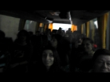 Армяне Чили и живописное армянское прекрасное женское лицо стажера экскурсовода